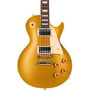 57 Les Paul All Gold Light Aged Electric Guitar Gold Top