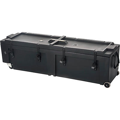 HARDCASE 58 x 16 x 16 in. Hardware Case with Four Wheels