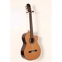 Used Cordoba C7-Ce Cd Acoustic-Electric Nylon String Classical Guitar Natural 888365933115