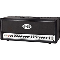 B-52 Atx-100 100W Tube Guitar Amp Head Black