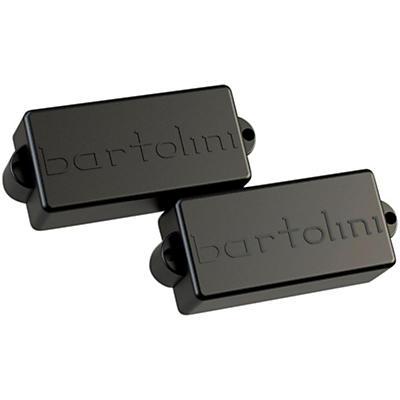 Bartolini 58CBP 5-String Classic P Bass, Set