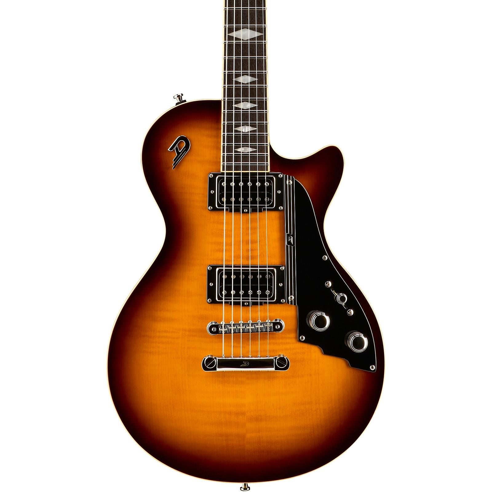 Duesenberg USA 59 Series Stop Tail Semi-Hollow Electric Guitar