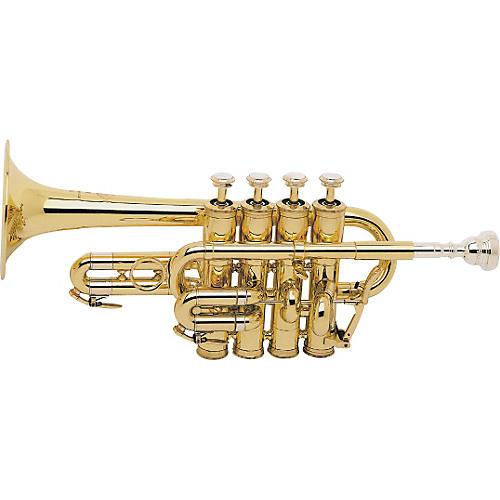 Selmer 59BLF Clear Lacquer Piccolo Trumpet