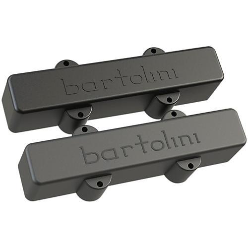 Bartolini 59CBJD_L1/LN1 Classic J Bass Dual-Coil Deep Tone Long/Long 5-String Bass Pickup Set
