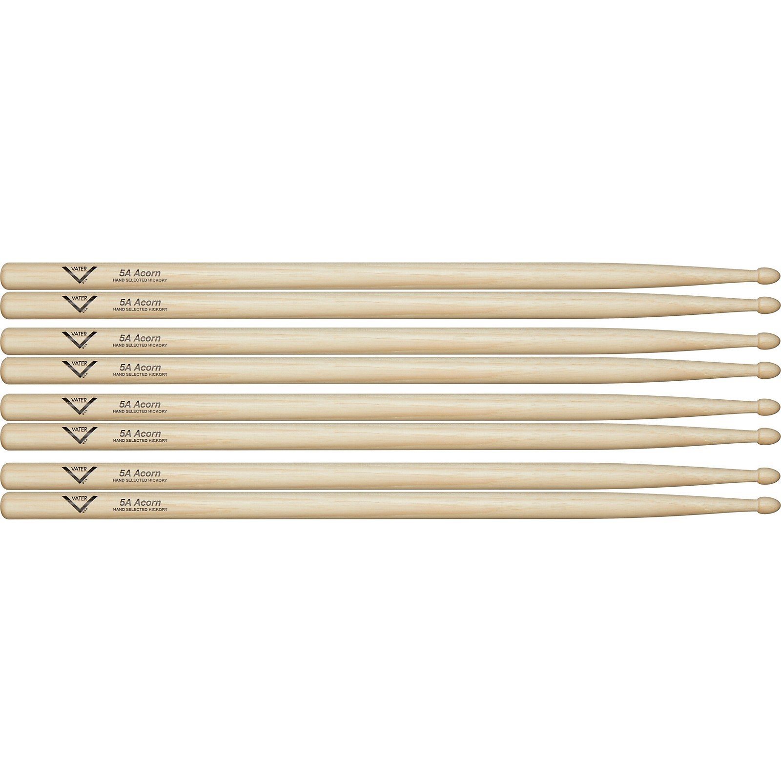 Vater 5A Acorn - Buy 3, Get 1 Free Value Pack