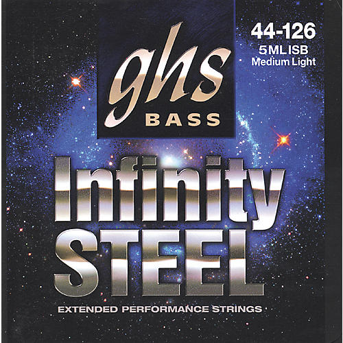 GHS 5MLISB Infinity 5-String Bass Strings