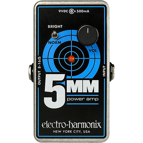 Electro-Harmonix 5MM 2.5W Guitar Power Amplifier Condition 1 - Mint