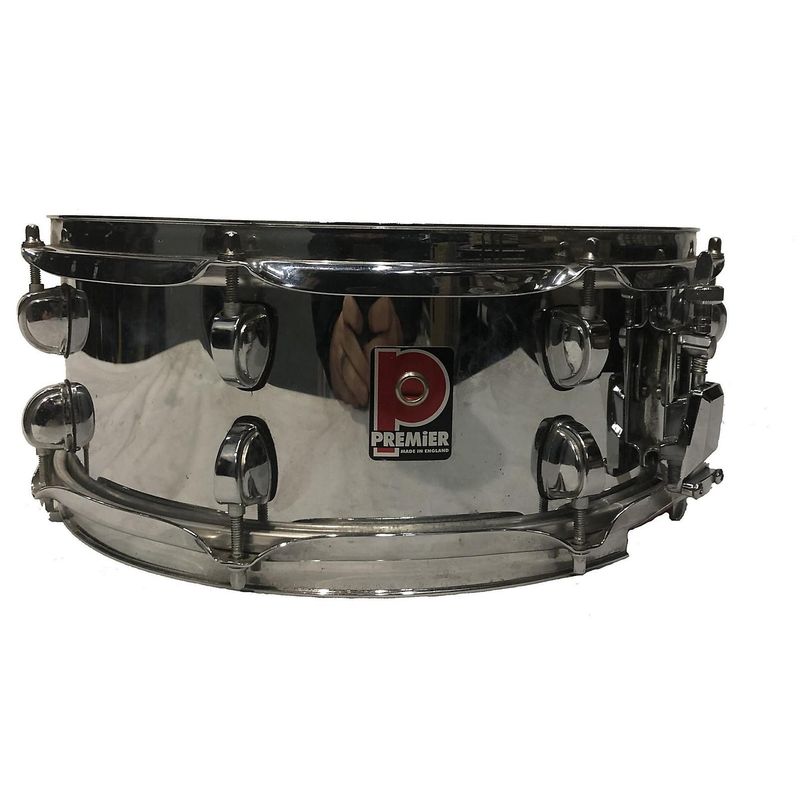 Premier 5X14 APK Steel Snare Drum