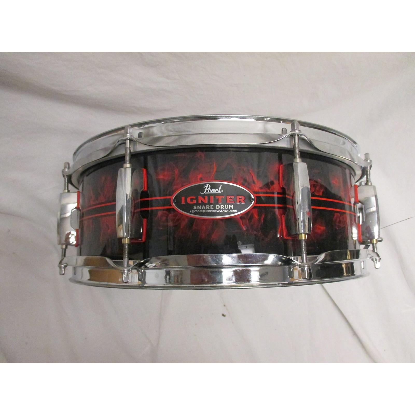 Pearl 5X14 CASEY COOPER SNARE Drum