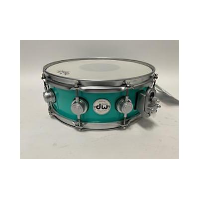 DW 5X14 Collector's Series Santa Monica Drum