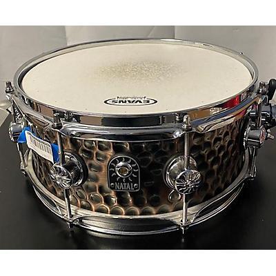 Natal Drums 5X14 Hand Hammered Series Snare Drum