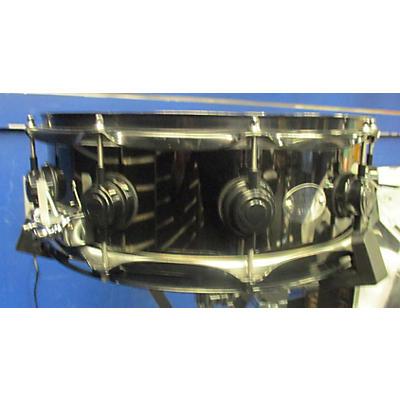 DW 5X14 NICKEL Drum