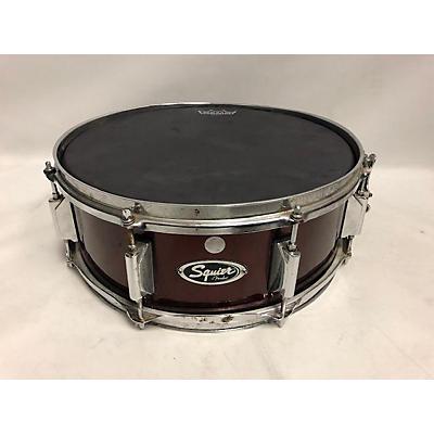 Squier 5X14 Snare Drum Drum