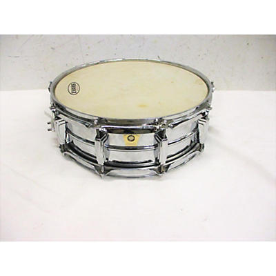 Ludwig 5X14 Super Ludwig Chrome Brass Snare Drum Drum