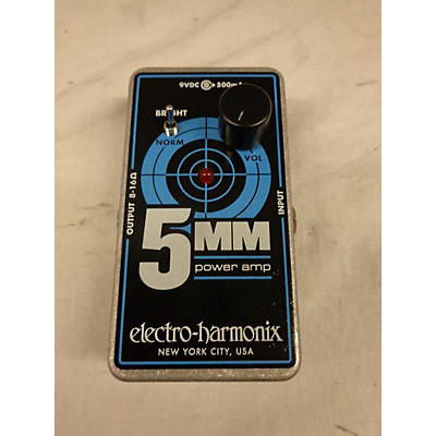 Electro-Harmonix 5mm Power Amp Pedal