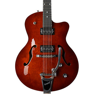 Godin 5th Ave Uptown T-Armond Hollowbody Electric Guitar