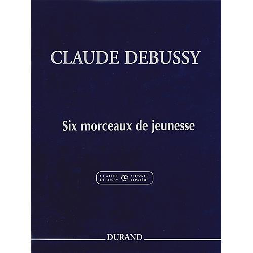 Editions Durand 6 Morceaux De Jeunesse Editions Durand Series Softcover