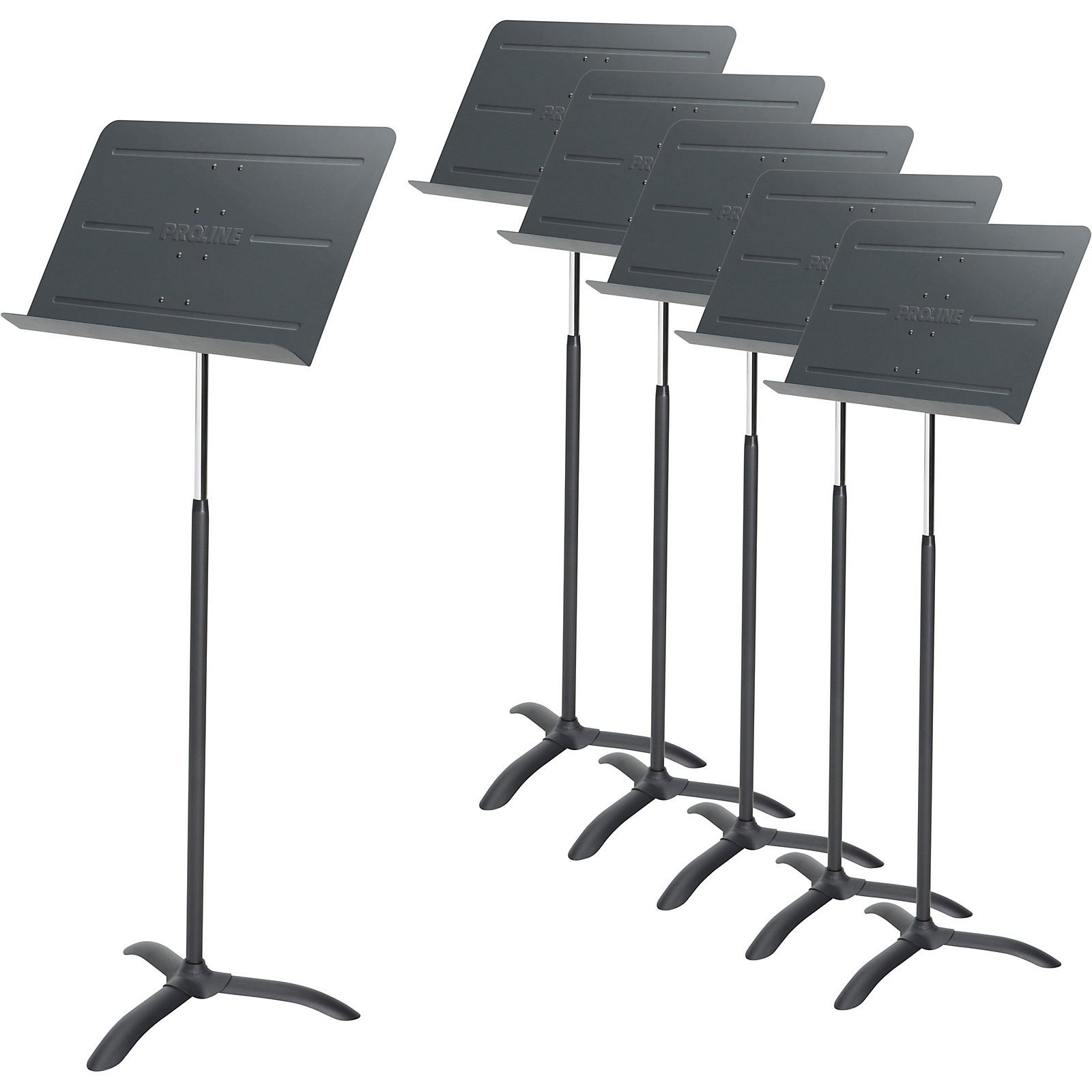 Proline 6-Pack Professional Orchestral Music Stand