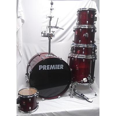 Premier 6 Piece Drum Kit