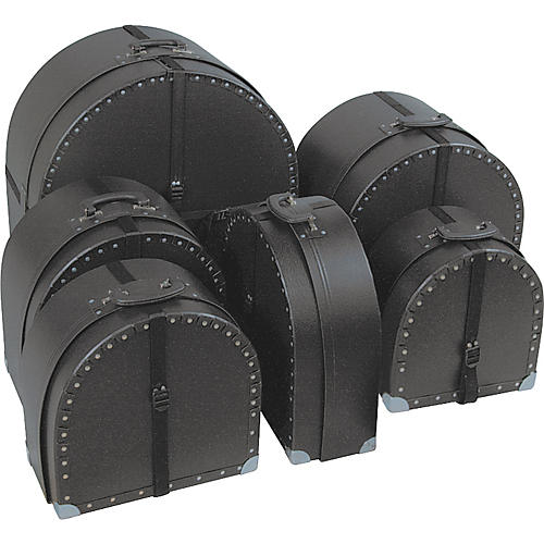 Nomad 6-Piece Fiber Drum Case Set Fusion