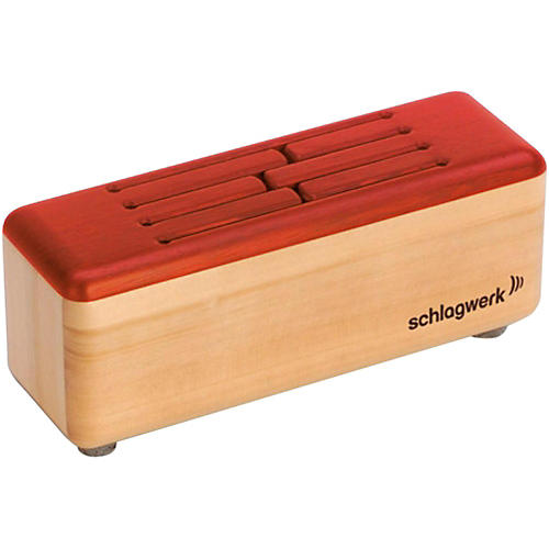 SCHLAGWERK 6-Pitch Log Drum Padouk