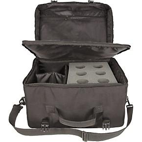 musician 39 s gear 6 space microphone bag musician 39 s friend. Black Bedroom Furniture Sets. Home Design Ideas