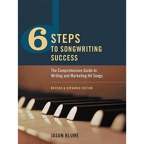 Watson-Guptill 6 Steps to Songwriting Success Book
