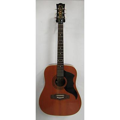 EKO 6 String Acoustic Acoustic Guitar