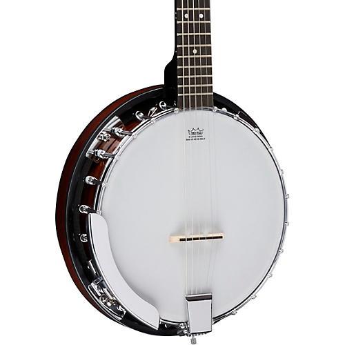 Rogue 6-String Banjo Natural