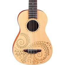 Open BoxLuna Guitars 6-String Baritone Ukulele