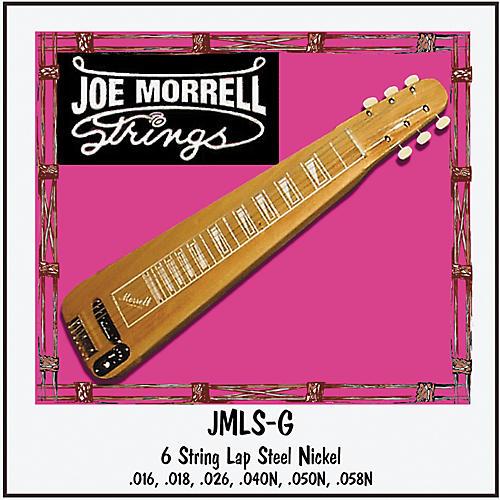 Morrell Music 6-String G Tuning Lap Steel String Set