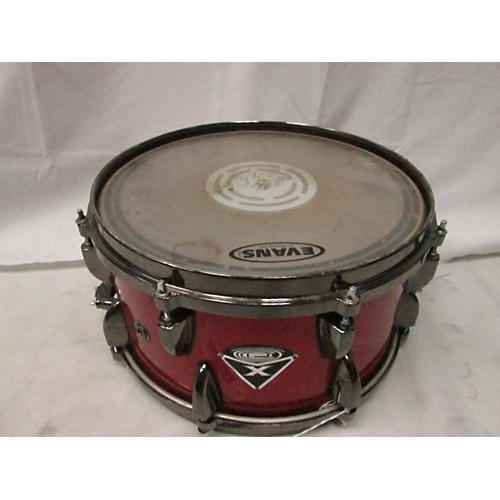 Orange County Drum & Percussion 6.5X13 X SNARE Drum ORANGE SPARKLE 14