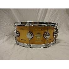DW 6.5X14 Acoustic EQ Drum