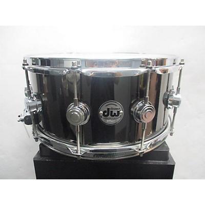 DW 6.5X14 BLACK BRASS COLLECTORS SERIES Drum