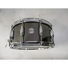 Gretsch Drums 6.5X14 BLACK NICKEL OVER STEEL Drum