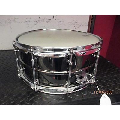 Pork Pie 6.5X14 Big Black BOB Snare Drum