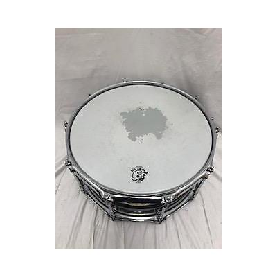 Pork Pie 6.5X14 Big Black Drum