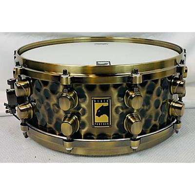 Mapex 6.5X14 Black Panther Hand Hammered Bronze Drum