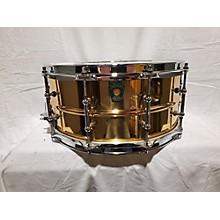Ludwig 6.5X14 Bronze Supraphonic Snare Drum