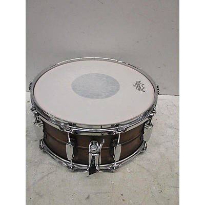 Ludwig 6.5X14 COPPERPHONIC Drum