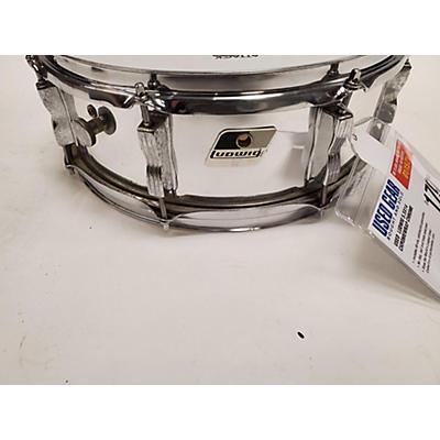 Ludwig 6.5X14 Chrome Wrap Drum