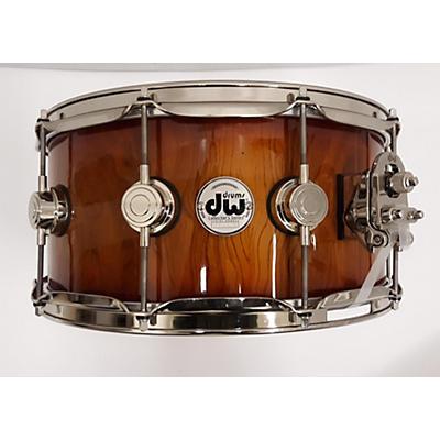 DW 6.5X14 Collectors EX Pure Almond Drum