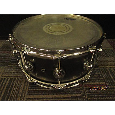 DW 6.5X14 Collector's Series Knurled Steel Drum