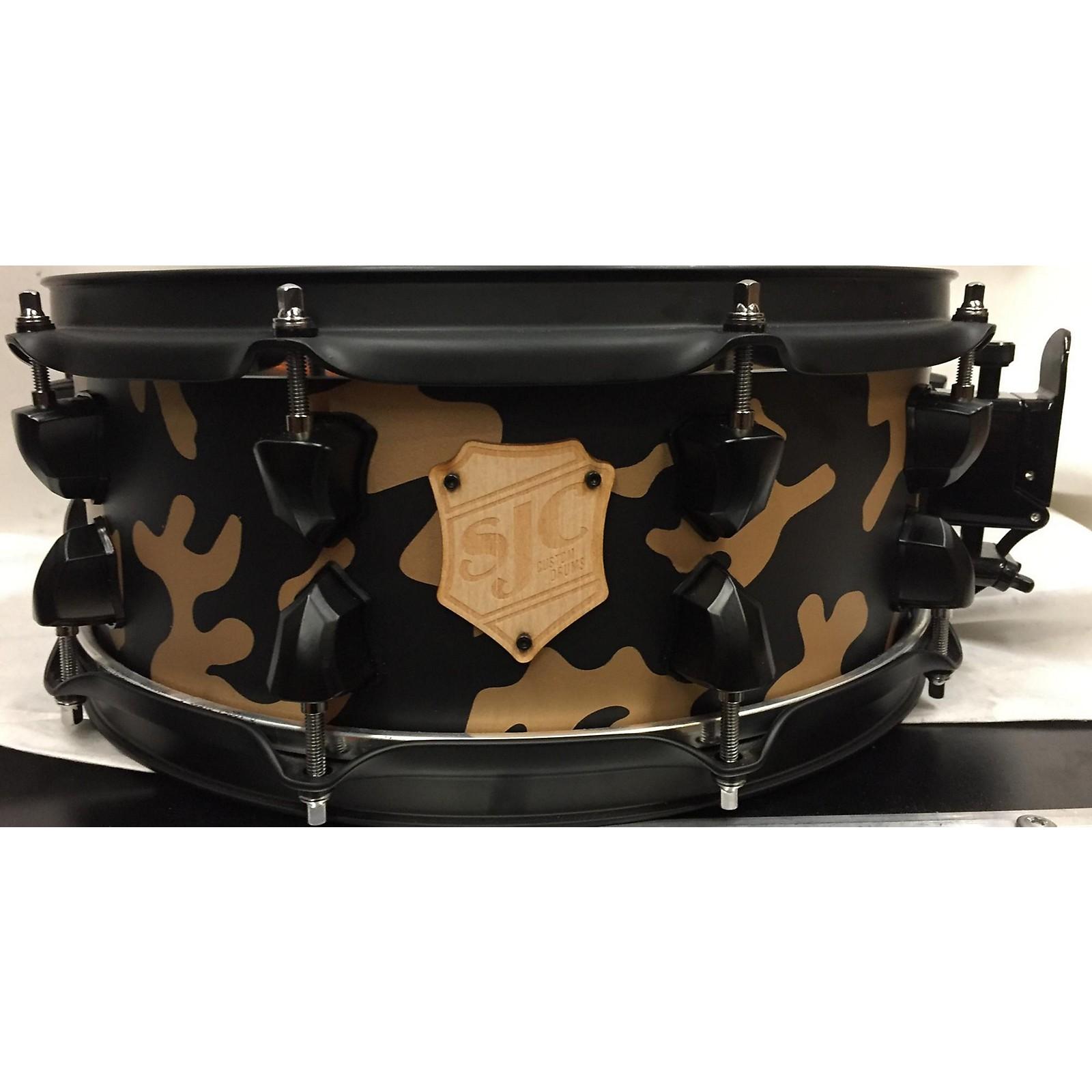 SJC Drums 6.5X14 Custom Snare Drum