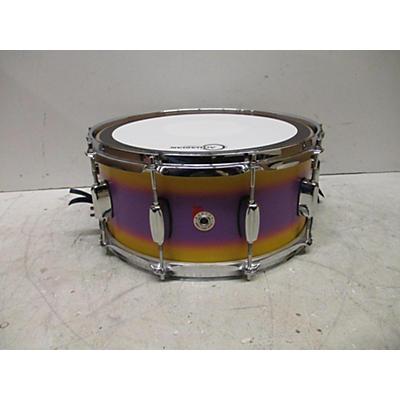Barton Drums 6.5X14 EUROPEAN BEECH SNARE Drum