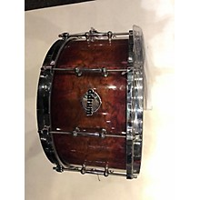 ddrum 6.5X14 Maple/Bubinga Custom Drum
