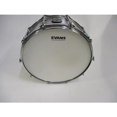 CRUSH 6.5X14 Rolled Aluminum Snare Drum