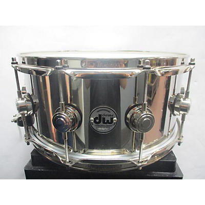 DW 6.5X14 STAINLESS STEEL COLLECTORS SERIES Drum