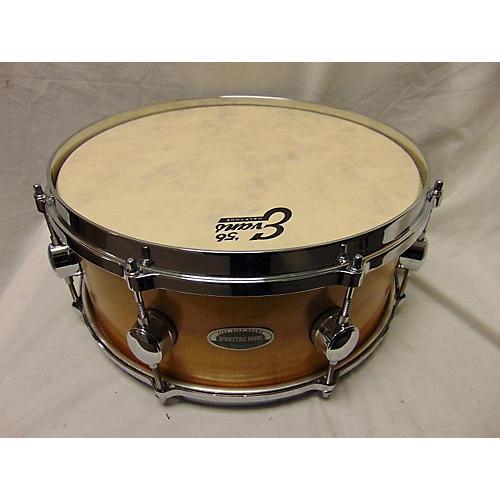 SideKick Drums 6.5X14 Sprucetone Drum Natural 15
