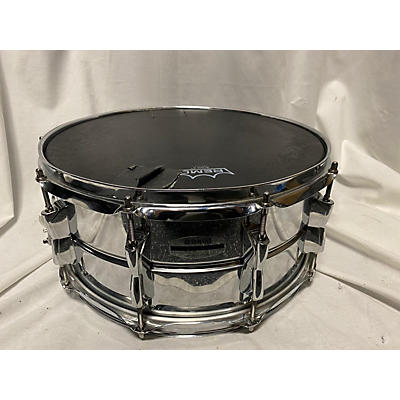 Yamaha 6.5X14 Stage Custom Steel Snare 14 X 6.5 In. Drum